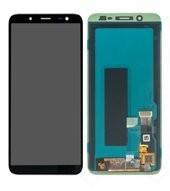 Display (LCD + Touch) für J600F Samsung Galaxy J6 - black