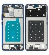 Main Frame für (INE-LX1) Huawei P Smart + - iris purple