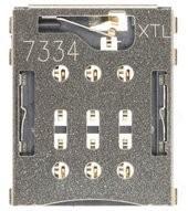 Nano SIM Reader für I4213, I3213 Sony Xperia 10 Plus