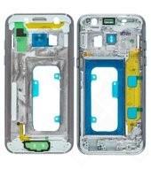 Middle Cover für A320F Samsung Galaxy A3 2017 - blue