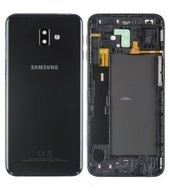 Battery Cover für J610F Samsung Galaxy J6+ - black