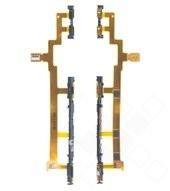 Side Key Flex für H8116, H8166 Sony Xperia XZ2 Premium