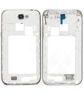 Main Frame für Samsung N7100 Galaxy Note II - ceramic-white