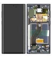 Display (LCD + Touch) + Frame für N970F Samsung Galaxy Note 10 - aura black