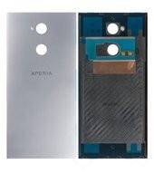 Battery Cover für H3212, H3223, H4213, H4223 Sony Xperia XA2 Ultra - silver