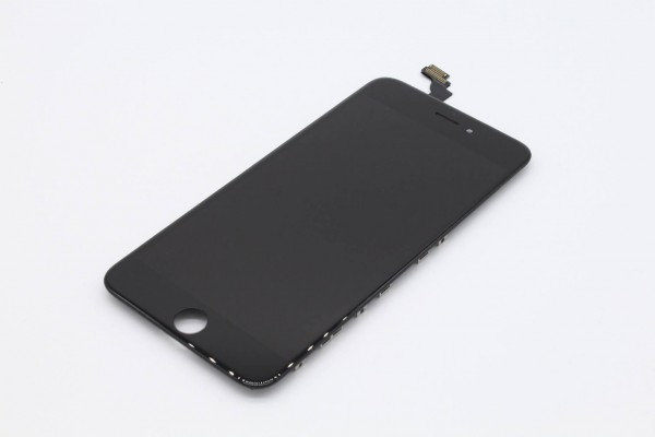 iPhone 6 Plus Display refurbished schwarz