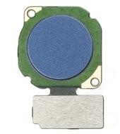 Fingerprint + Flex für (ANE-L21, L22; L23) Huawei P20 lite - klein blue