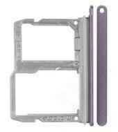 SIM Tray für LMQ610 LG Q7+ - lavender violet