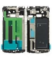 LCD Frame für Samsung N910F Galaxy Note 4