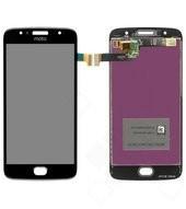 LCD + Touch für Motorola Moto G5S - black