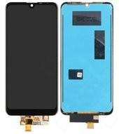 Display (LCD + Touch) für X520 LG K50 - aurora black