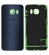 Battery Cover für G925F Samsung Galaxy S6 Edge - black