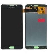 Display (LCD + Touch) für A510F Galaxy A5 (2016) - black