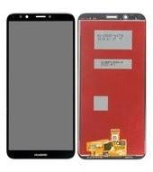 LCD + Touch für LDN-L01, LDN-L21, LDN-LX3 Huawei Y7 2018 - black