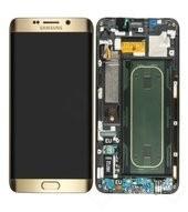LCD + Touch für G928F Samsung Galaxy S6 Edge+ - gold