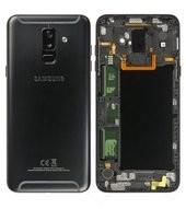 Battery Cover für A605F Samsung Galaxy A6+ (2018) - black