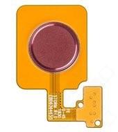 Fingerprint Sensor + Flex für V405 LG V40 - carmine red