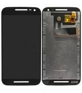 Display (LCD + Touch) für Motorola Moto G3 - black