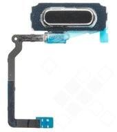 Home Button + Flex für Samsung G800 S5 Galaxy mini, G900F Galaxy S5 - black