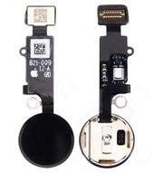 Home Button + Flex für Apple iPhone 7, 7 Plus - black