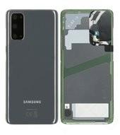 Battery Cover für G980F, G981B Samsung Galaxy S20, S20 5G - cosmic grey