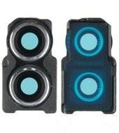 Camera Lens + Bezel für (HRY-LX1) Honor 10 Lite - sapphire blue