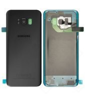 Battery Cover für G955F Samsung Galaxy S8+ - midnight black