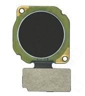 Fingerprint Sensor + Flex für (FIG-L11), (L31) Huawei P Smart - black