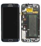 LCD + Touch für G925F Samsung Galaxy S6 Edge - black
