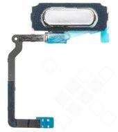 Home Button + Flex für G800, G900F Samsung S5, Galaxy S5 mini - white
