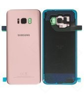 Battery Cover für Samsung G955 Galaxy S8+ - rose pink