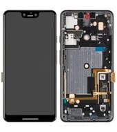 LCD + Touch + Frame für Google Pixel 3XL - just black