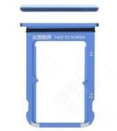 SIM Tray für Xiaomi Mi 9 - ocean blue