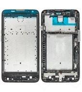 Front Cover black für LG L65 D280