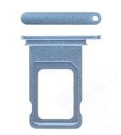 SIM Tray für Apple iPhone XR - blue