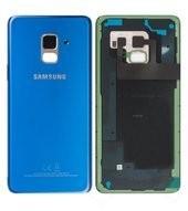 Battery Cover für A530F Samsung Galaxy A8 (2018) - blue