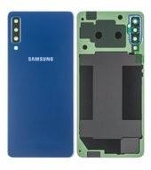 Battery Cover für A750F Samsung Galaxy A7 (2018) - blue