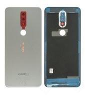 Battery Cover für TA-1095 Nokia 7.1 - gloss steel