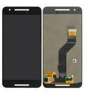 Display (LCD + Touch) für Huawei Nexus 6P - black