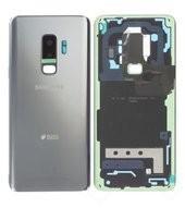 Battery Cover für G965F Samsung Galaxy S9+ Dual - titanium grey