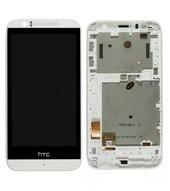 A-Cover + LCD + Touch white für Desire 510