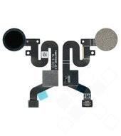 Fingerprint Sensor + Flex für TA-1105, TA-1108 Nokia 5.1 Plus - night black