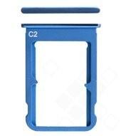 SIM Tray für Xiaomi Mi Mix 3 - sapphire blue