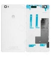 Battery Cover für ALE-L21 Huawei P8 Lite - white