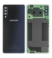 Battery Cover für A750F Samsung Galaxy A7 (2018) - black