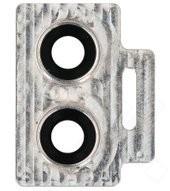 Camera Lens + Bezel für ALP-L09, ALP-L29 Huawei Mate 10 Pro - titanium grey