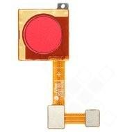 Fingerprintsensor + Flex für Xiaomi Mi A2 - red