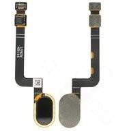 Home Button + Flex für Motorola Moto G5 Plus - black