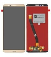 Display (LCD + Touch) für (BND-L21) Honor 7X - gold