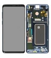Display (LCD + Touch) für G965F, G965FD Samsung Galaxy S9+, S9+ Duos - coral blue
